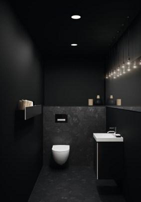 Beautiful Minimalist Bathroom Design Ideas For Your Home07