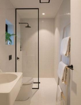 Beautiful Minimalist Bathroom Design Ideas For Your Home34