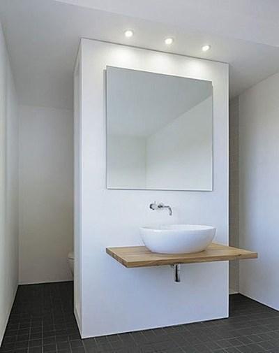 Beautiful Minimalist Bathroom Design Ideas For Your Home37