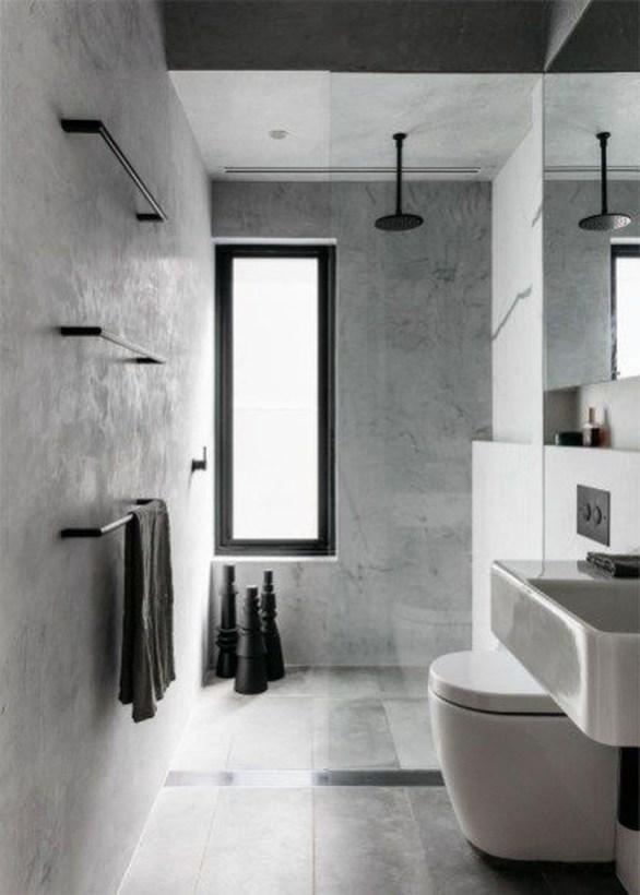 Beautiful Minimalist Bathroom Design Ideas For Your Home45