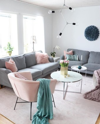 Beautiful Sofa Ideas For Your Small Living Room20