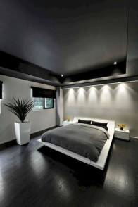 Chic And Warm Minimalist Bedroom Interior Ideas For Feel Comfort10