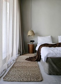 Chic And Warm Minimalist Bedroom Interior Ideas For Feel Comfort22