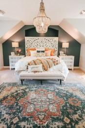 Cozy Bedroom Design Ideas To Make Your Sleep More Comfortable05