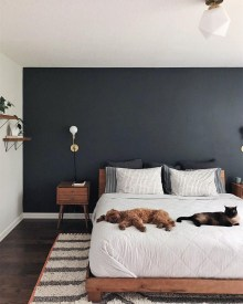 Cozy Bedroom Design Ideas To Make Your Sleep More Comfortable19