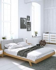 Cozy Bedroom Design Ideas To Make Your Sleep More Comfortable20