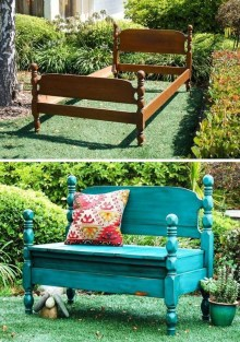 Creative Ideas To Change Old And Unused Items Into Beautiful Furniture01