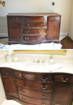 Creative Ideas To Change Old And Unused Items Into Beautiful Furniture40