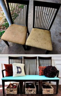 Creative Ideas To Change Old And Unused Items Into Beautiful Furniture47