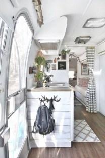 Elegant Airstream Decorating Ideas For Comfortable Holidays Trip37