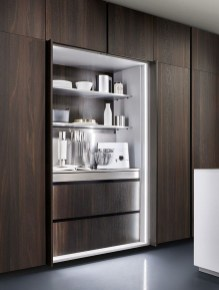 Gorgeous Minibar Designs Ideas For Your Kitchen02