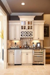 Gorgeous Minibar Designs Ideas For Your Kitchen05