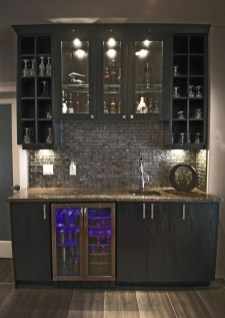 Gorgeous Minibar Designs Ideas For Your Kitchen07
