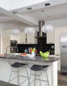 Gorgeous Minibar Designs Ideas For Your Kitchen13