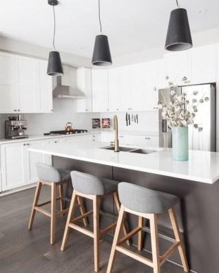 Gorgeous Minibar Designs Ideas For Your Kitchen24