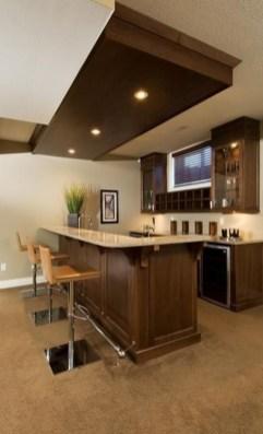 Gorgeous Minibar Designs Ideas For Your Kitchen27