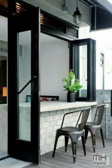Gorgeous Minibar Designs Ideas For Your Kitchen43