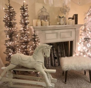 How To Create Beautiful Winter Shades To Your Home15