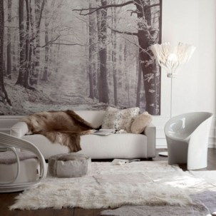 How To Create Beautiful Winter Shades To Your Home45
