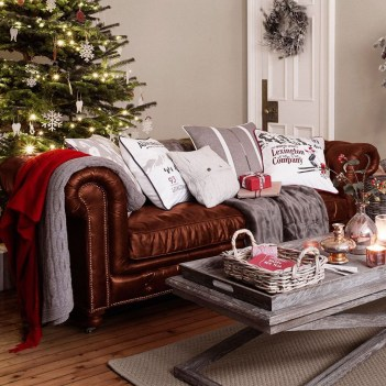How To Create Beautiful Winter Shades To Your Home52