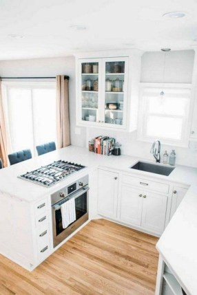 Impressive Minimalist Kitchen Design Ideas For Tiny Houses07