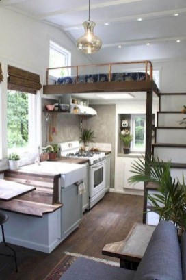 Impressive Minimalist Kitchen Design Ideas For Tiny Houses27