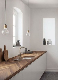 Impressive Minimalist Kitchen Design Ideas For Tiny Houses28