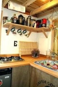 Impressive Minimalist Kitchen Design Ideas For Tiny Houses30