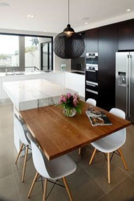 Island Kitchen Design Ideas Attractive For Comfortable Cooking07