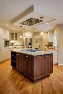 Island Kitchen Design Ideas Attractive For Comfortable Cooking20