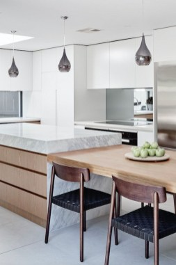 Island Kitchen Design Ideas Attractive For Comfortable Cooking25