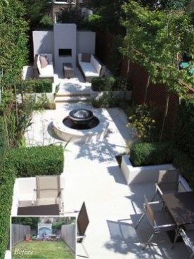 Minimalist Creative Garden Ideas To Enhance Your Small House Beautiful23