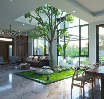 Perfect Garden House Design Ideas For Your Home33
