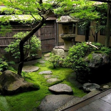 Perfect Garden House Design Ideas For Your Home34