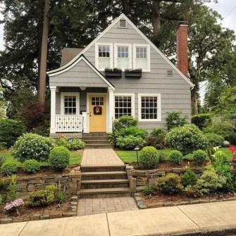 Perfect Garden House Design Ideas For Your Home35
