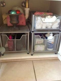 Tricks You Need To Know When Organizing A Simple Bathroom01