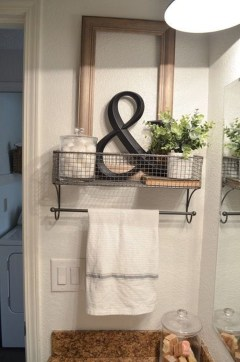 Tricks You Need To Know When Organizing A Simple Bathroom18