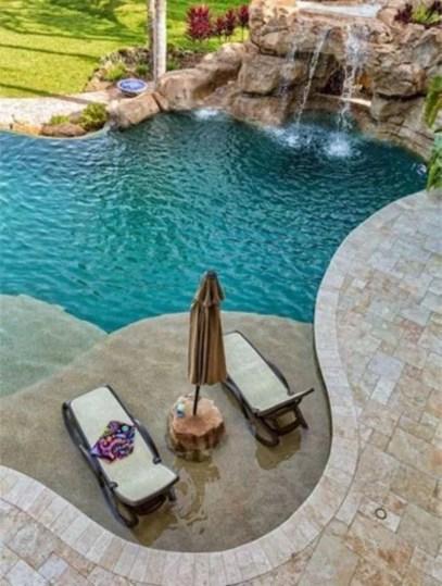 Amazing Backyard Pool Ideas28