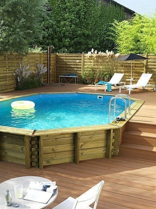 Amazing Backyard Pool Ideas37