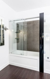 Amazing Small Glass Shower Design Ideas For Relaxing Space02