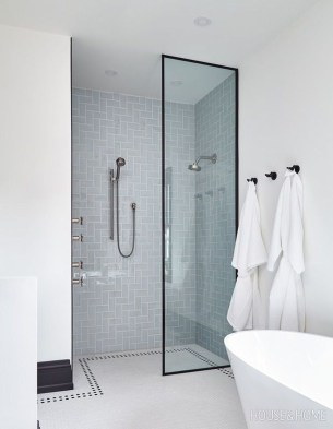 Amazing Small Glass Shower Design Ideas For Relaxing Space24