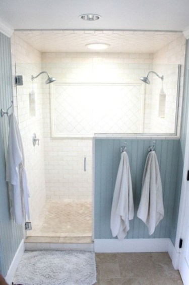 Amazing Small Glass Shower Design Ideas For Relaxing Space38