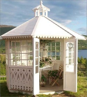 Attractive And Unique Gazebo Ideas That You Must Know08