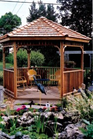 Attractive And Unique Gazebo Ideas That You Must Know11