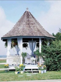 Attractive And Unique Gazebo Ideas That You Must Know12