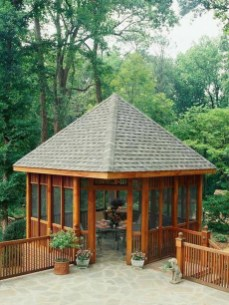 Attractive And Unique Gazebo Ideas That You Must Know13