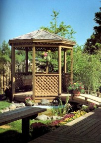Attractive And Unique Gazebo Ideas That You Must Know21