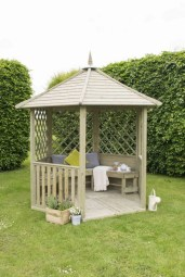 Attractive And Unique Gazebo Ideas That You Must Know30