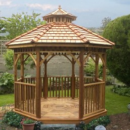 Attractive And Unique Gazebo Ideas That You Must Know31
