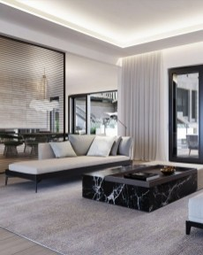 Awesome Modern Living Room Design Ideas For Your Inspiration12